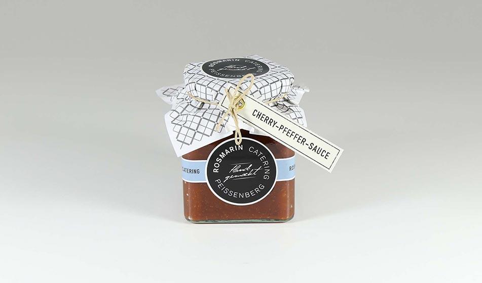 Sherry-Pfeffer-Sauce
